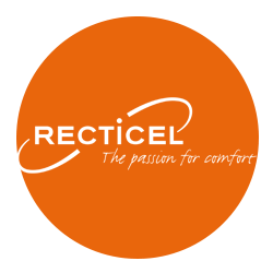 recticel logo white