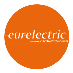eurelectric logo white
