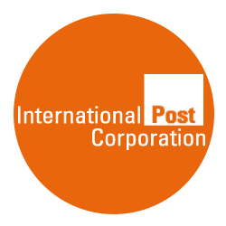 int post corp logo white
