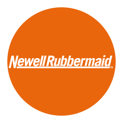 newell logo white